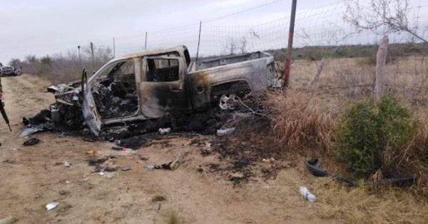 Cuerpos hallados en Miguel Alemán, Tamaulipas fue por enfrentamiento entre narcos