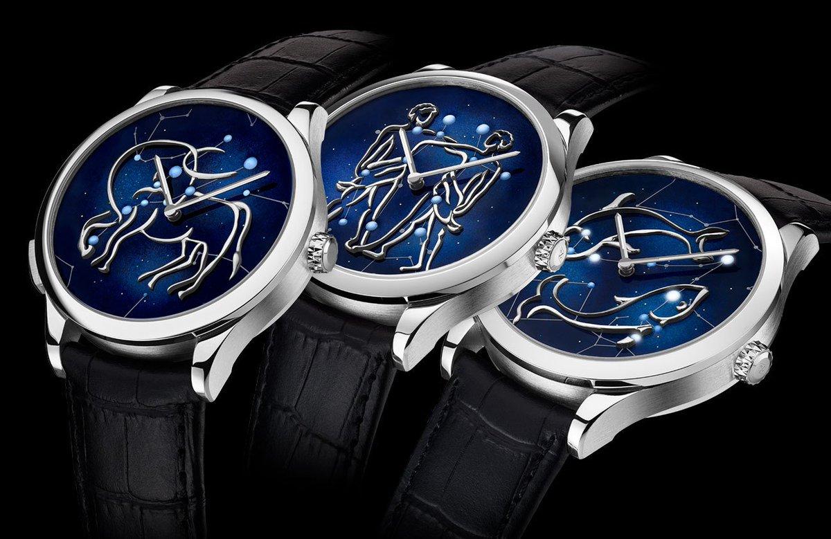 Los nuevos relojes inspirados en la astrología de Van Cleef & Arpels