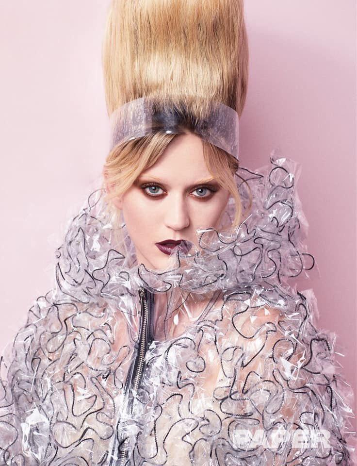 Katy Perry se transformó para PAPER Magazine