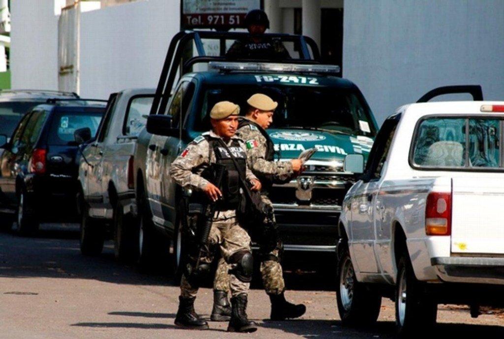 Fuerza Civil asume el control de la policía en San Pedro, Nuevo León