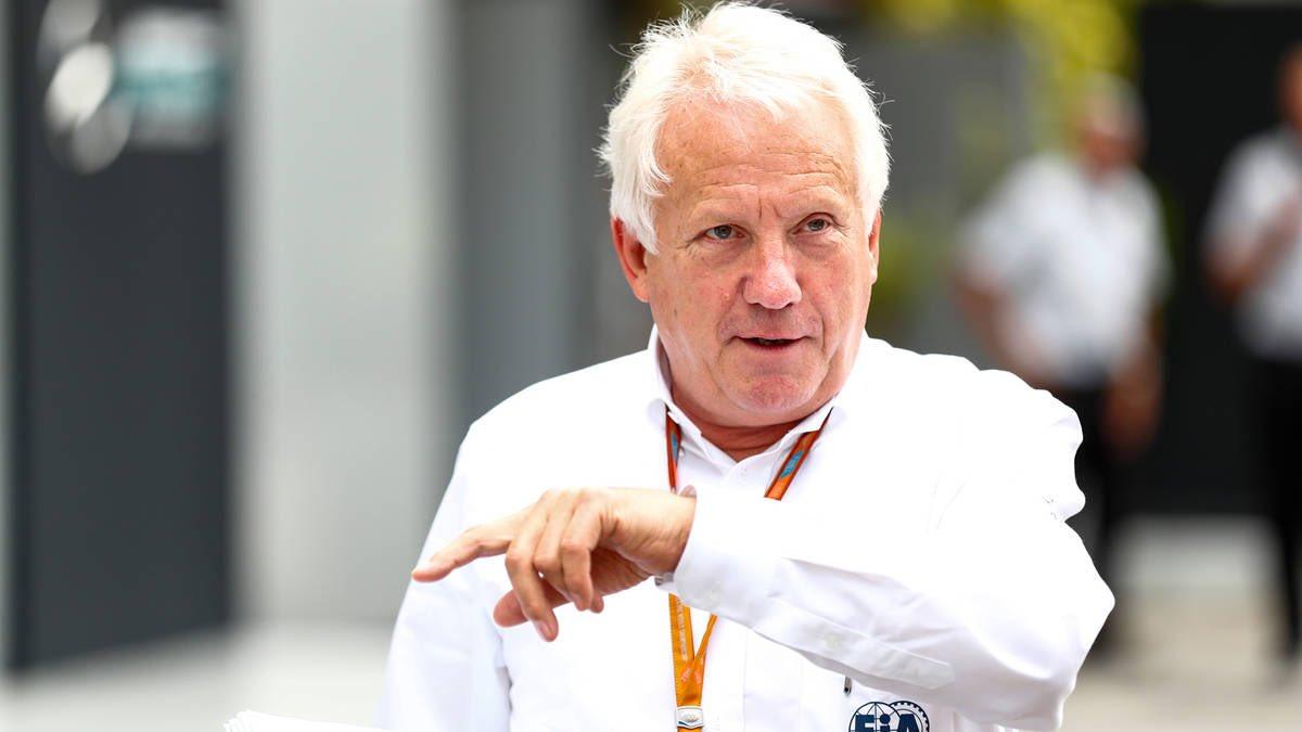 Falleció Charlie Whiting, director de carreras de la Fórmula 1