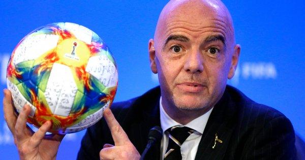 La Copa del Mundo de 2022 podría tener 48 equipos