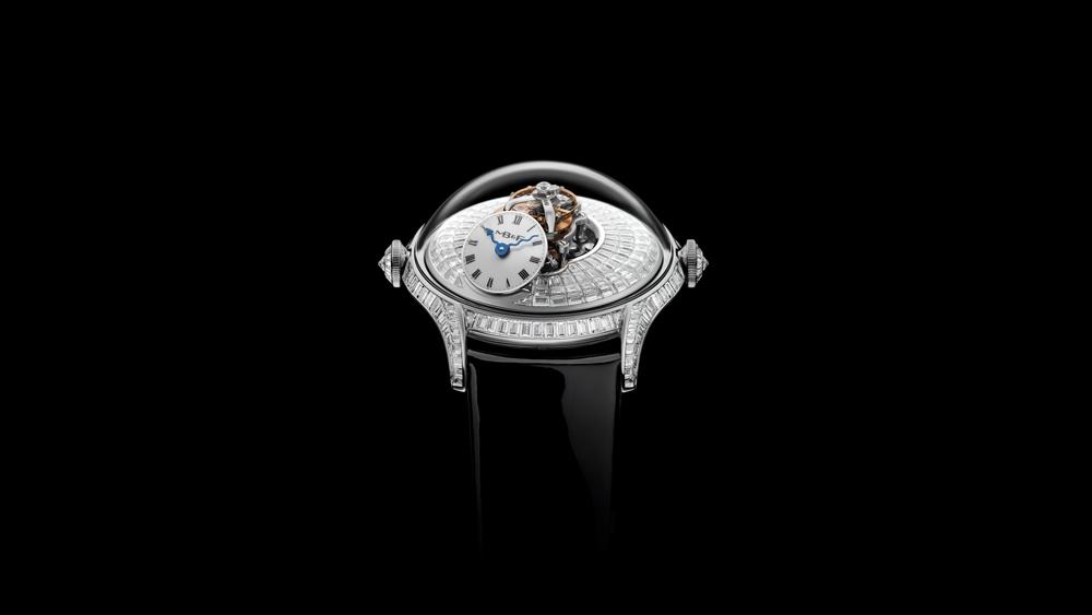 Este nuevo reloj para mujeres de MB&F es diferente a cualquier cosa que hayas visto
