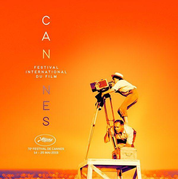 El póster oficial de Cannes 2019 rinde homenaje a Agnès Varda