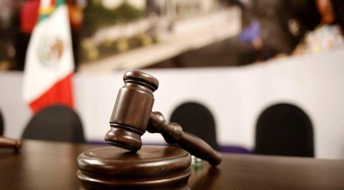 Reconocen que hay focos de corrupción en el Poder Judicial