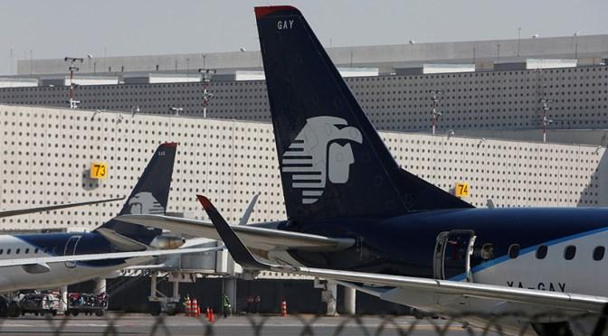 SCT investiga a Aeroméxico por retraso en vuelo donde viajó Josefa Gonzá