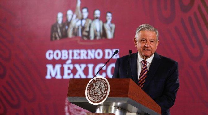 No teman a revocación de mandato, pidió López Obrador a oposición