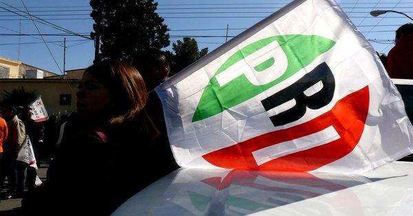 Cayó el número de militantes del PRI tras debacle en las elecciones