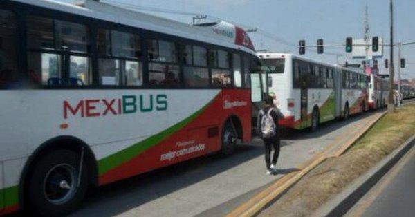 Mexibús no suspenderá operaciones, garantiza Estado de México