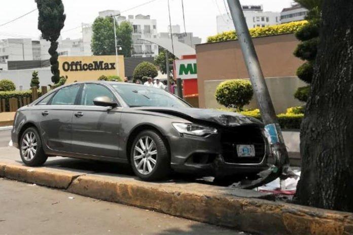 Embajador de Guatemala, hospitalizado tras accidente vial que dejó una persona muerta