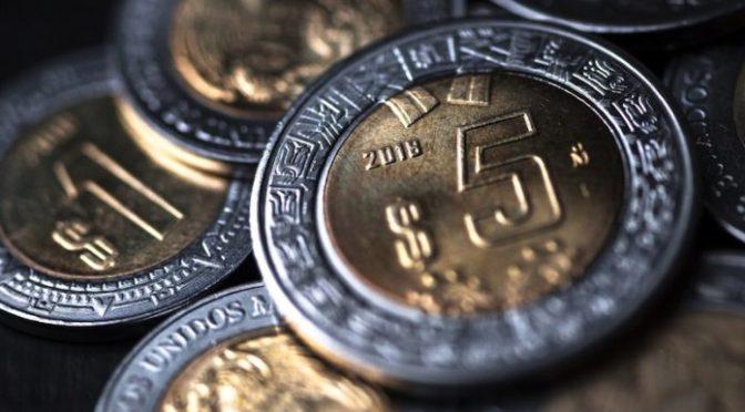 Peso gana terreno por indicadores locales e internacionales