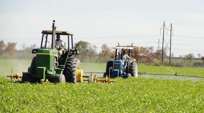 Autoridades agropecuarias cierran filas contra cambio climático