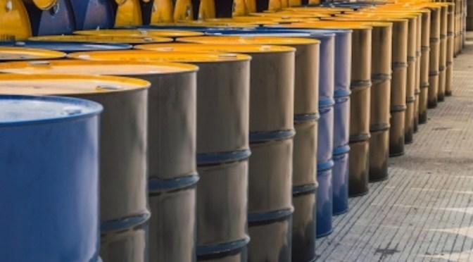Avanza crudo mexicano de exportación, se sitúa en 57.68 dólares