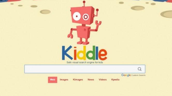 Kiddle, el buscador alternativo de Google