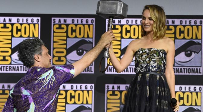 Natalie Portman será la nueva Thor