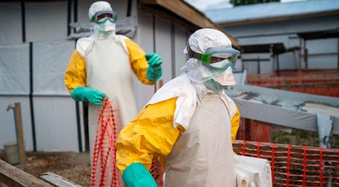 Urge respuesta rápida para enfrentar brote de ébola
