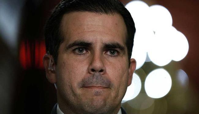 Ricardo Rosselló, gobernador de Puerto Rico, anunció su renuncia