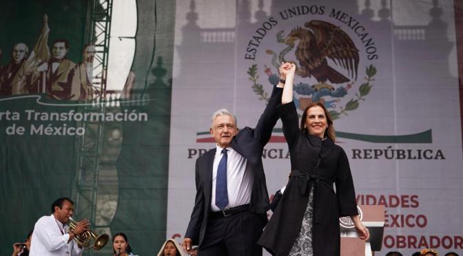López Obrador señaló que el gobierno dejó de ser el principal violador de los derechos humanos