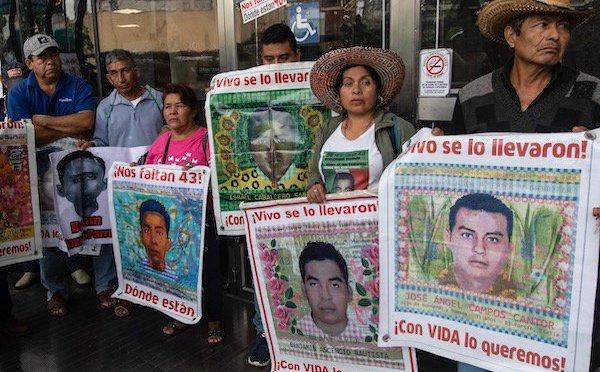 Denuncia CNDH a servidores públicos por caso Iguala