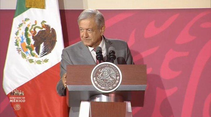 """Discurso de López Obrador marca la """"hoja de ruta"""" de su gobierno en próximo meses: Concanaco"""