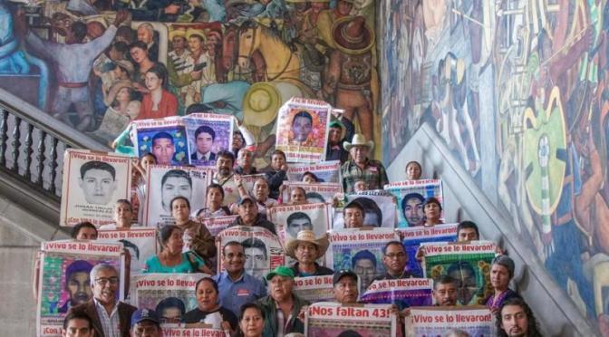 Alejandro Encinas reveló que tienen nuevos testigos y nuevas líneas en el Caso Ayotzinapa
