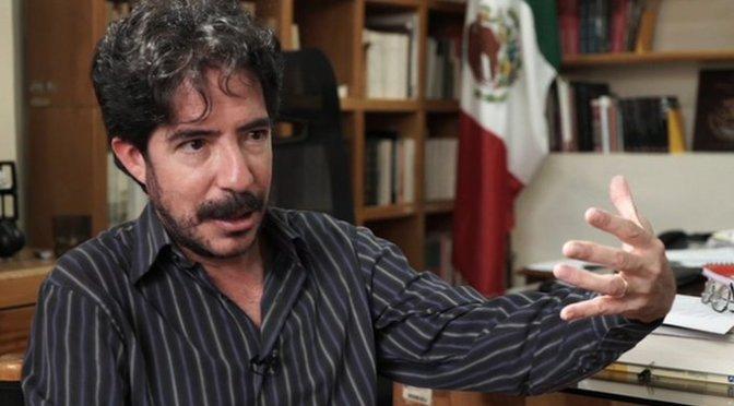 Piden destituir a Pedro Salmerón, titular del INEHRM, por comentario sobre asesinos del empresario Eduardo Garza Sada