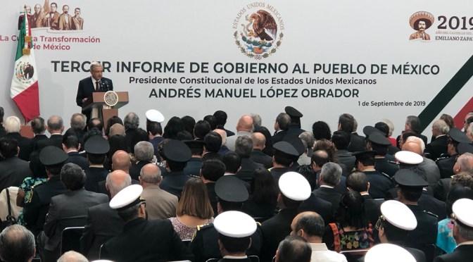 """Neoliberalismo e inmunda corrupción pública y privada llevaron a México a la crisis"": López Obrador"