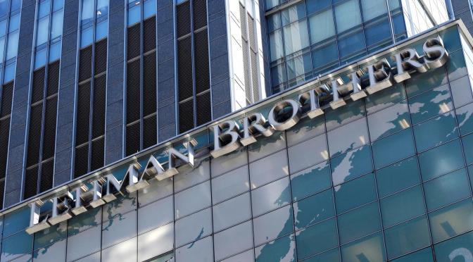 Breve resumen del 11° Aniversario del colapso de Lehman's Brothers