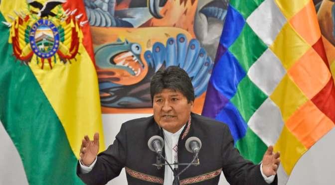 Opiniones divididas en México por asilo político a Evo Morales