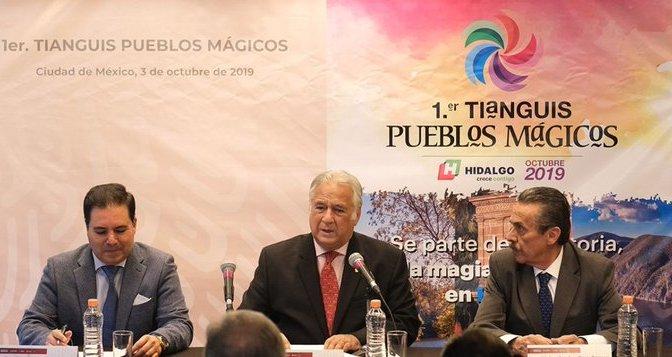 Tianguis de Pueblos Mágicos generará derrama por 100 millones de pesos
