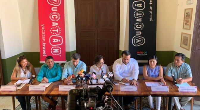 """Celebra Yucatán segunda edición del Festival de las Ánimas """"Hanal Pixán"""""""