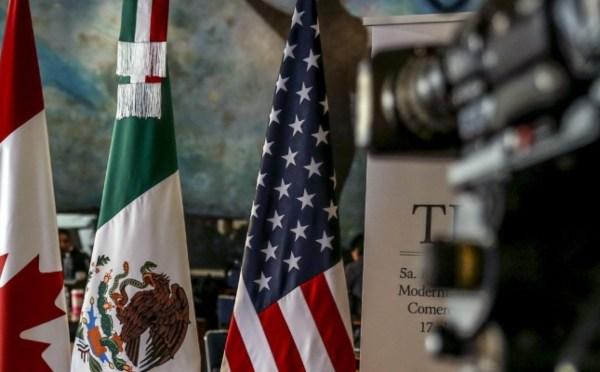 Marcelo Ebrard informó que equipos negociadores de México, Canadá y Estados Unidos se reunirán mañana en Palacio Nacional para tratar los avances del T-MEC