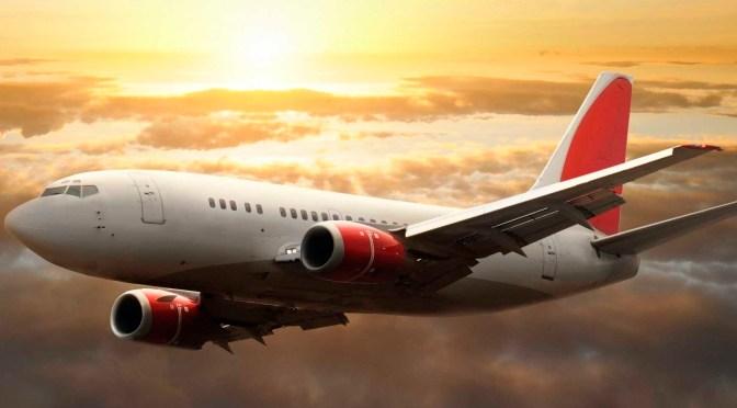 Turismo internacional por vía aérea subió entre enero y octubre de 2019