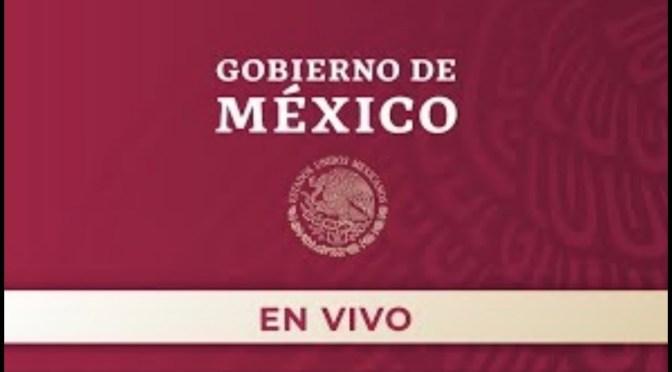 López Obrador encabeza la clausura de la XXXVI Asamblea General Ordinaria del Consejo Nacional Agropecuario