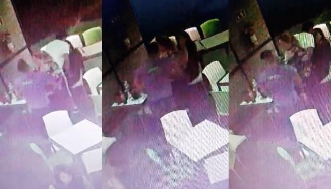 Difunden video en el que presuntamente aparece Karen Espíndola en un bar