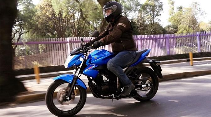 Suzuki Gixxer