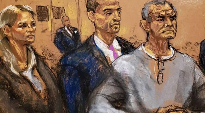 Corte de Nueva York le negó fianza a Genaro García Luna