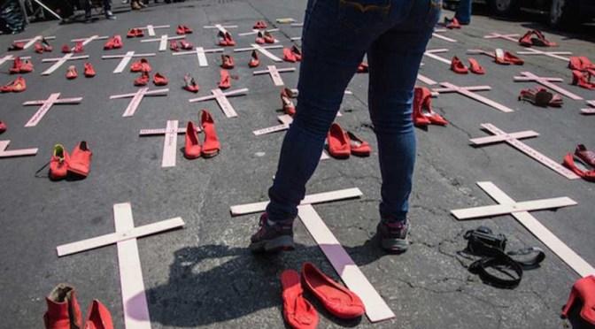 Datos sobre los feminicidios en México