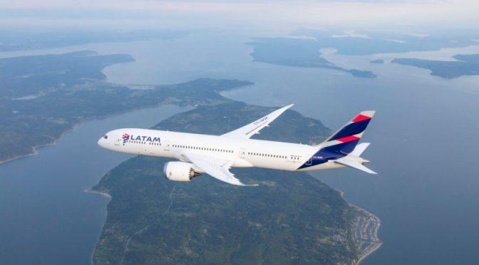 LATAM ha repatriado a más de 16 mil personas en vuelos especiales.