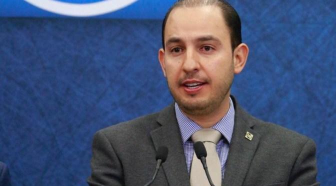 El PAN está listo para apoyar los cambios económicos: Marko Cortés