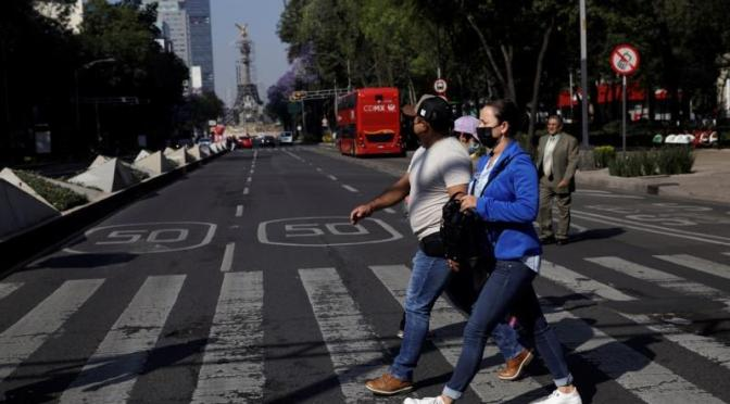 México tiene 251 casos confirmados de coronavirus