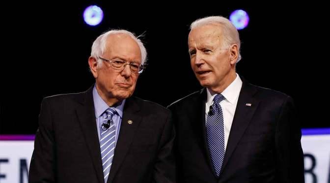 Bernie vs. Biden