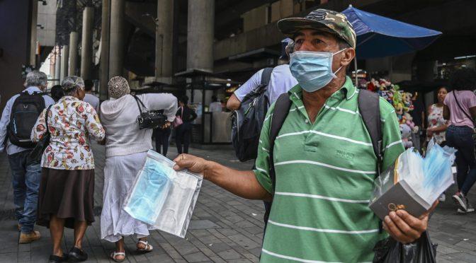 Reporte del gobierno de México sobre el coronavirus