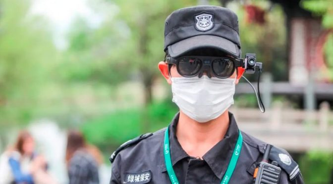 Startup china desarrolla lentes inteligentes que permiten medir temperatura corporal
