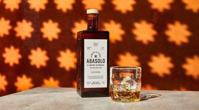 Abasolo, un whisky que toma su esencia de uno de los productos mexicanos por excelencia: el maíz