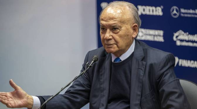 Presentan denuncia contra 'Billy' Álvarez por desvío de 40 mdp