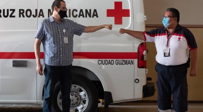 Cruz Roja Mexicana y Driscoll's, se alían para ayudar a las comunidades rurales que más lo necesitan