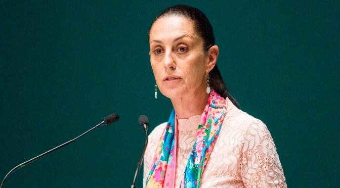 'Estamos en alerta' en la CDMX, dice Sheinbaum tras atentado contra García Harfuch