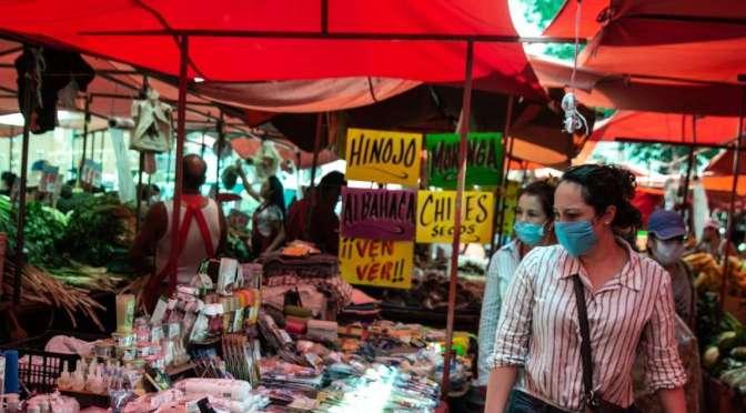 Mercados, los 'focos' de contagios de coronavirus en América Latina