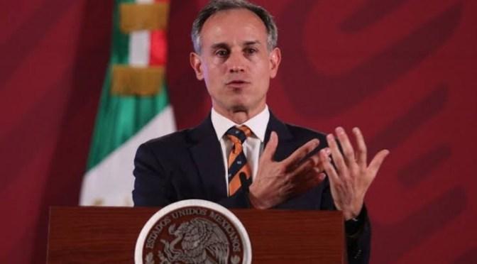 López-Gatell responde a científico de Harvard que lamenta 'diagnóstico insuficiente' de COVID-19 en México